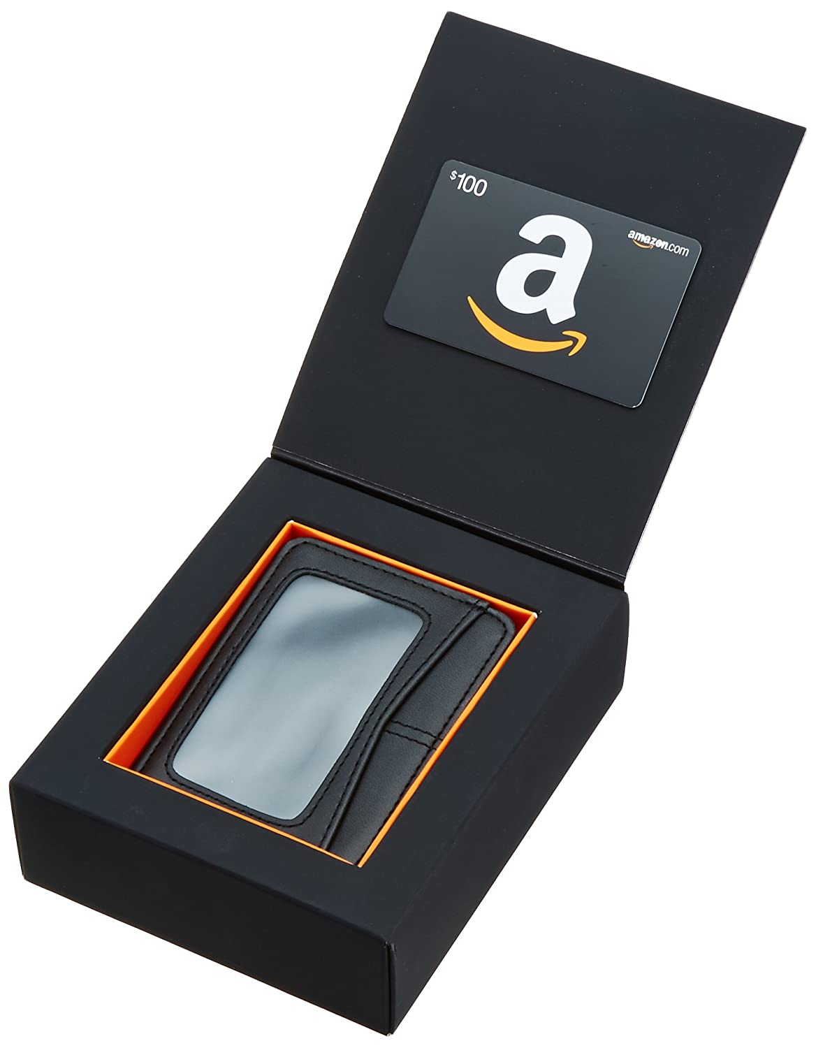 Amazon.com $100 Gift Card with Card Holder