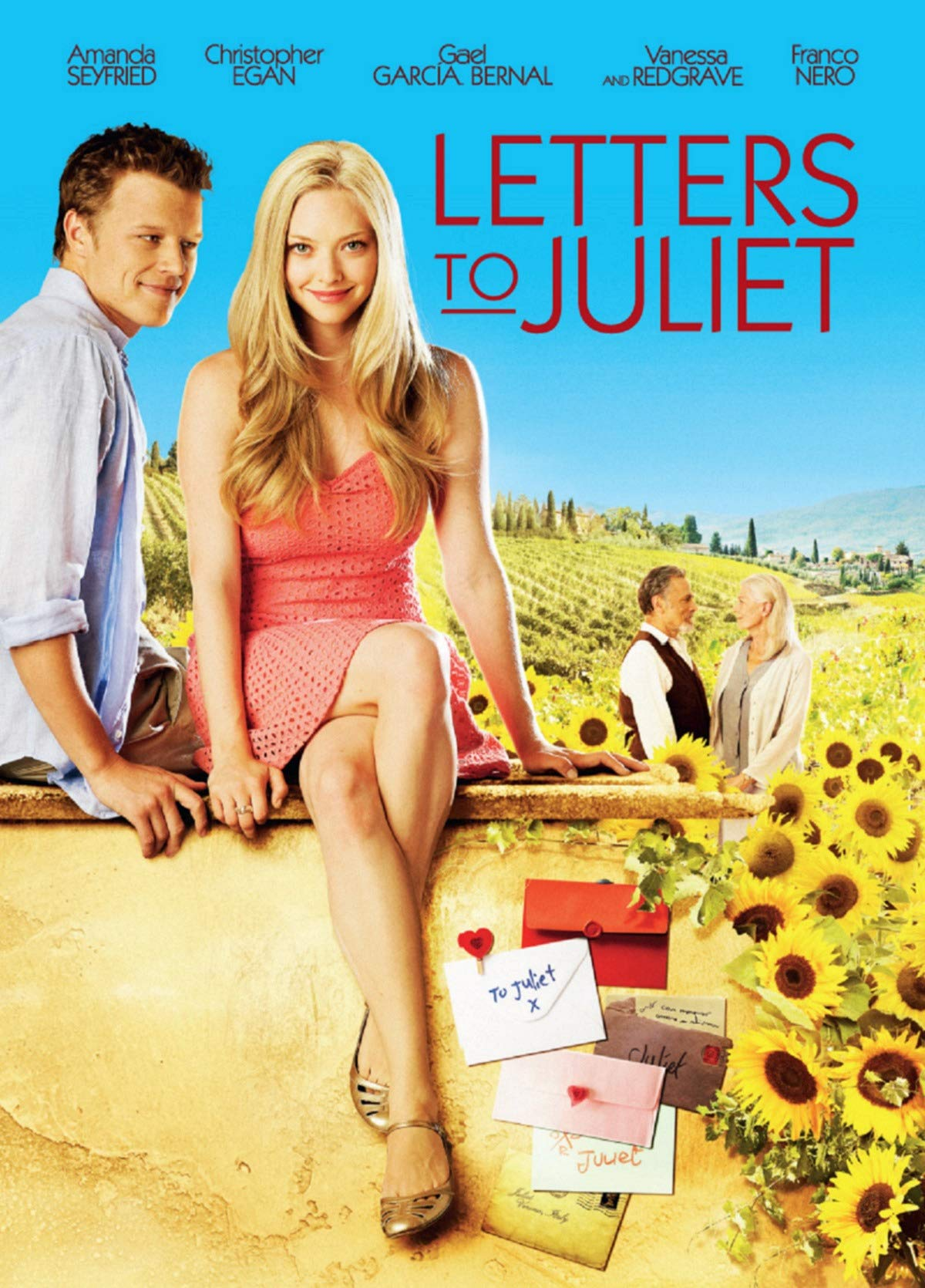 Letters to Juliet on Amazon Prime Video UK