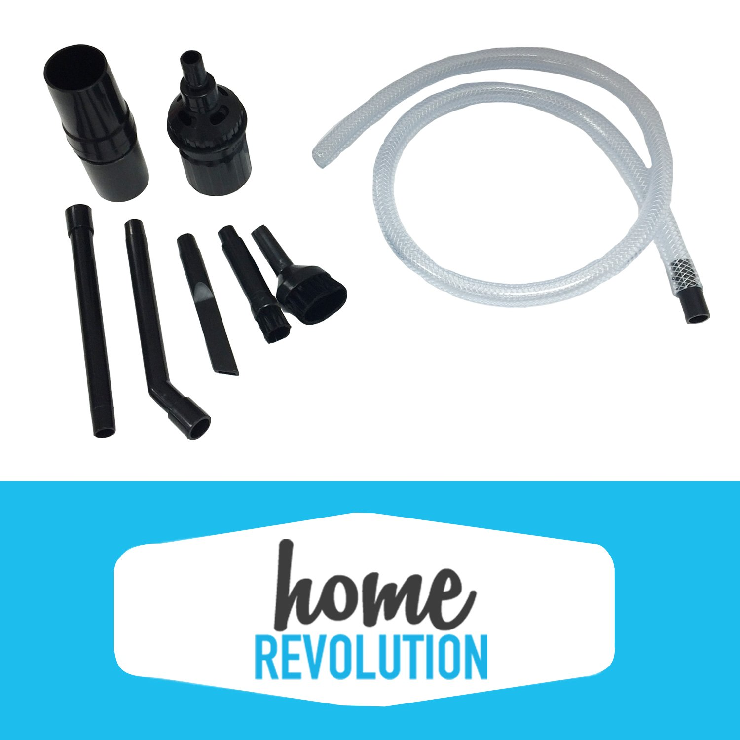 how to connect car vacuum cleaner at home