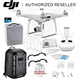 DJI Phantom 4 PRO Quadcopter Starters Hardshell Backpack Bundle (Tamaño: A) Starters)
