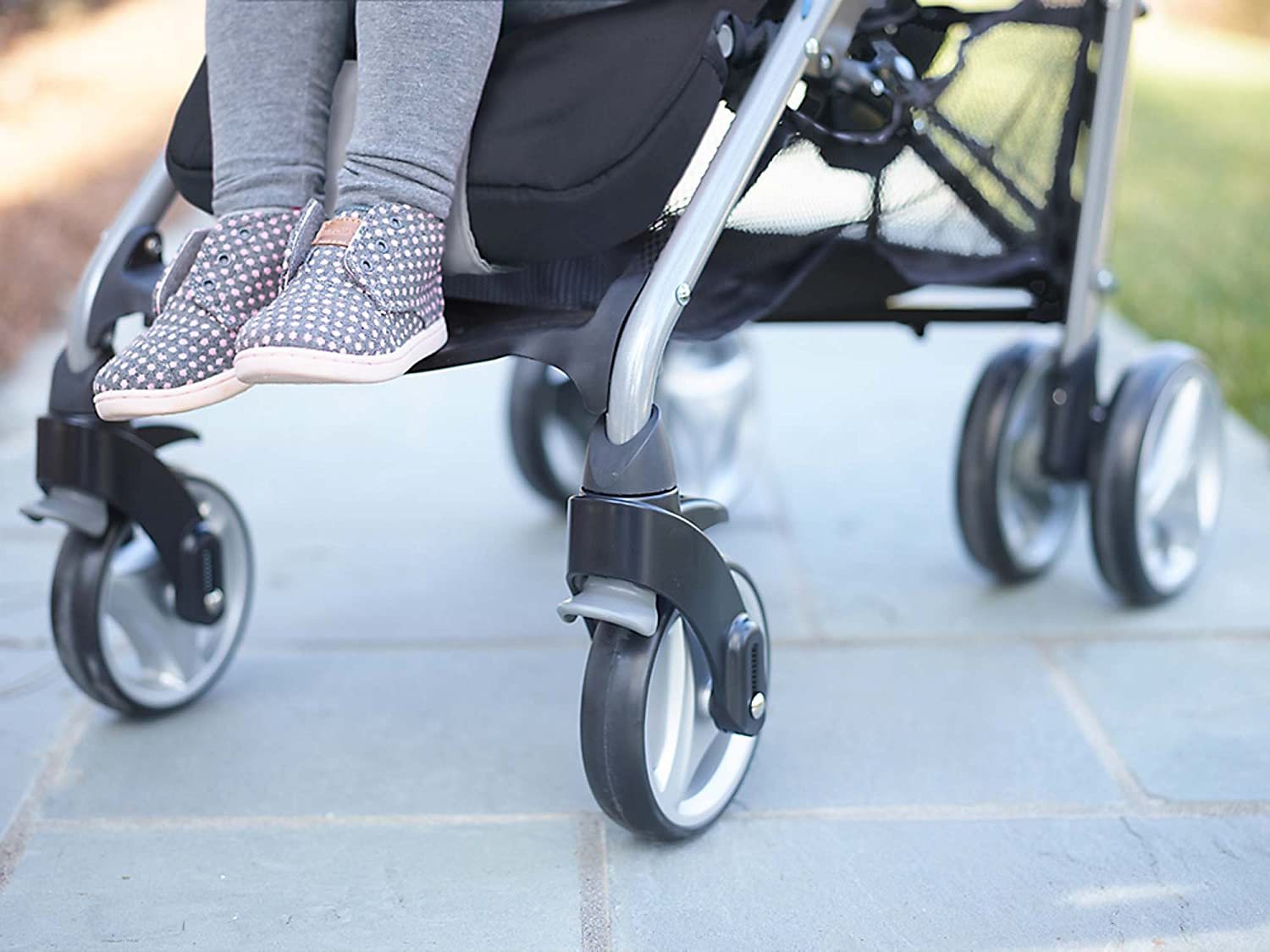 Breaze Click Connect Stroller - Pierce (New model)