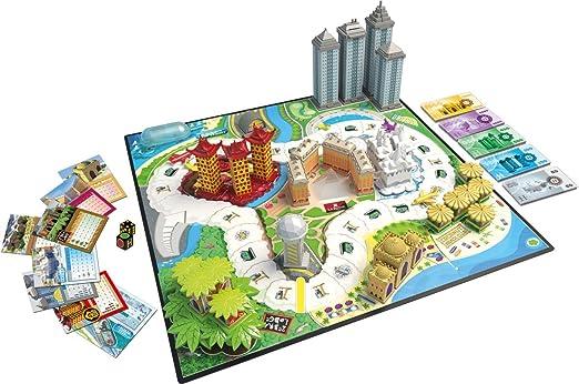Board Game Hotel Hotel Tycoon Board Games