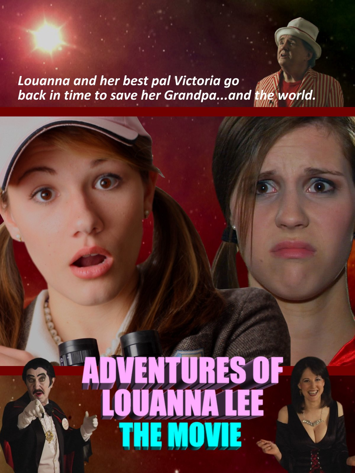 Adventures of Louanna Lee