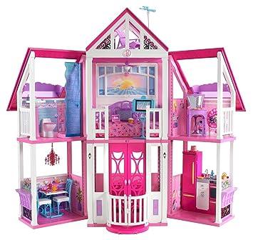 Maison barbie jeux