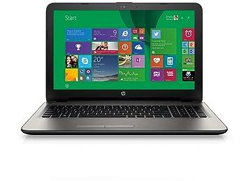 HP 15-ac010nd - Laptop Grijs - Uitgerust met een Nederlands QWERTY toetsenbord
