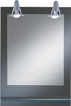 Badzubehör & -textilien Glasablage 50 Cm Hell In Farbe Möbel & Wohnen