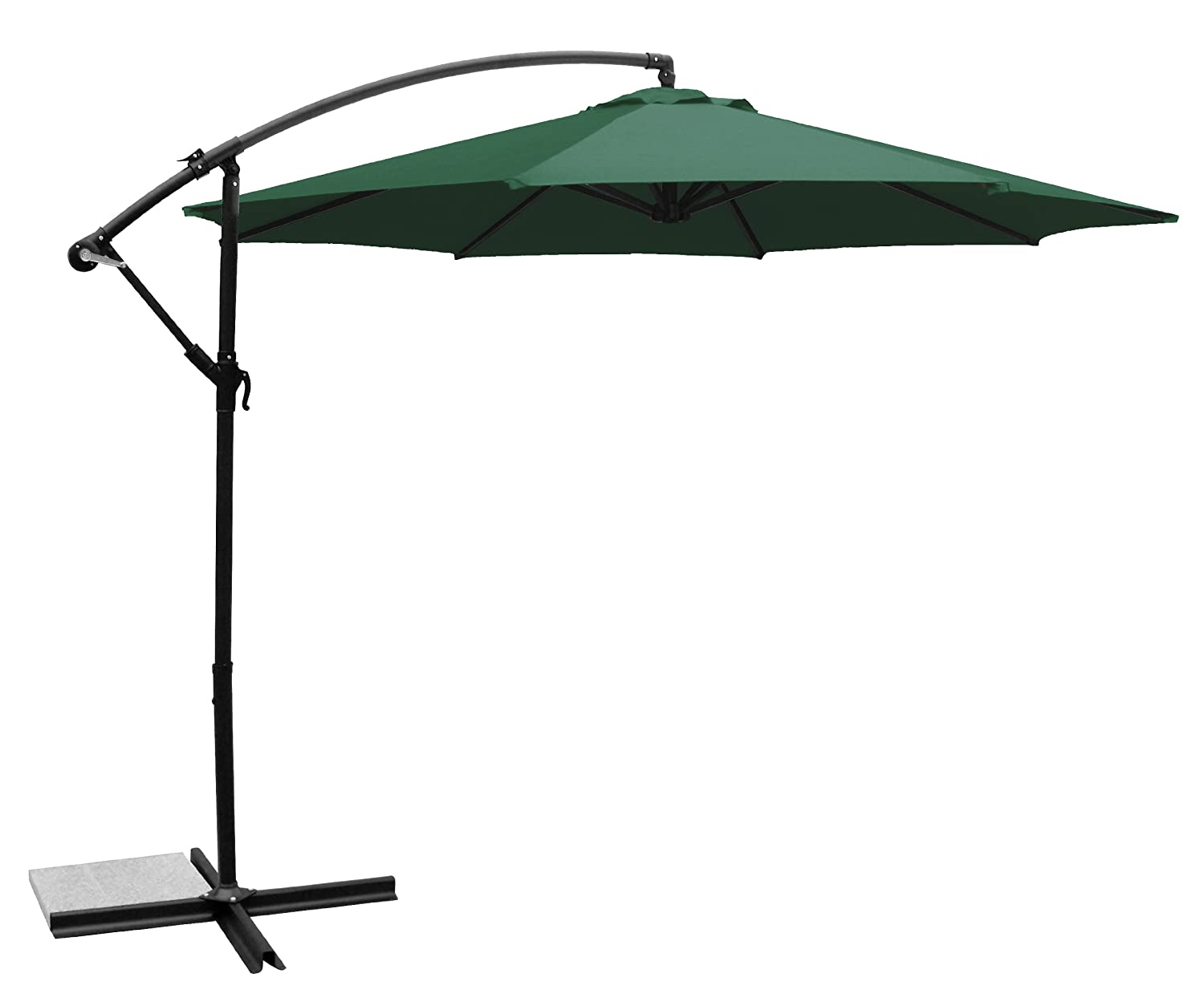 Ace Evert 10u0027 Offset Umbrella
