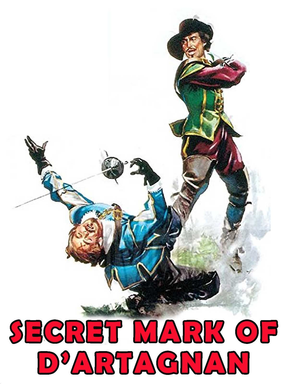 Secret Mark Of D'Artagnan