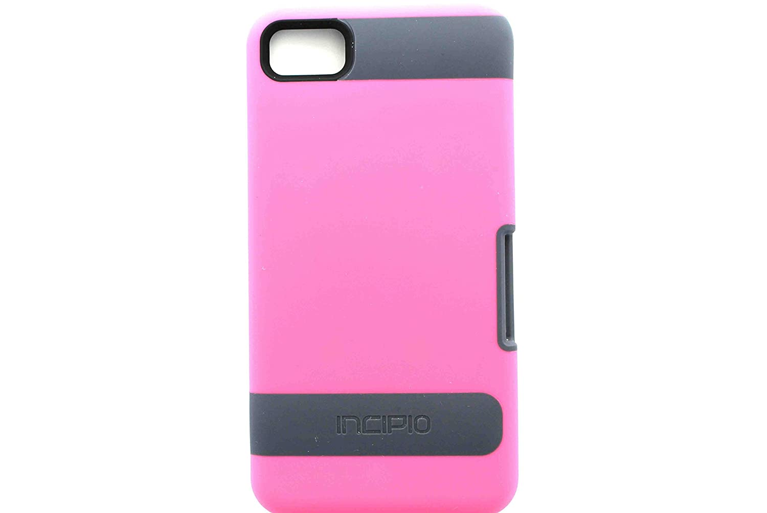 Incipio OVRMLD Protective Case Cover for BlackBerry Z10 - Pink / Gray