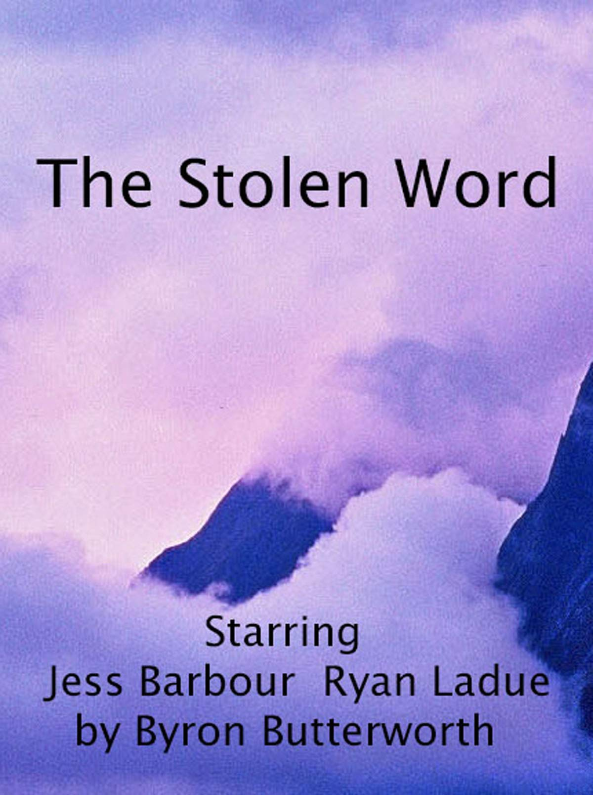 The Stolen Word on Amazon Prime Instant Video UK