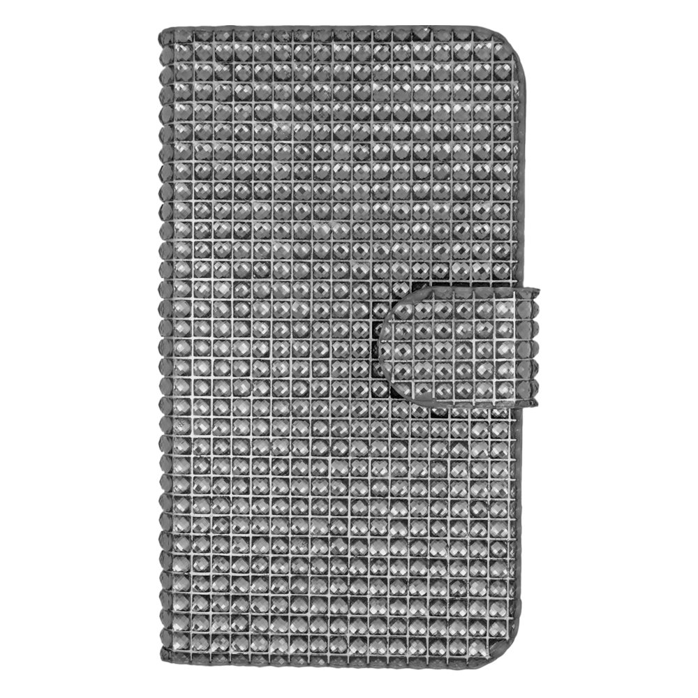EagleCell Flip Wallet Diamond Protective Case Cover for Samsung Galaxy S5 - Retail Packaging