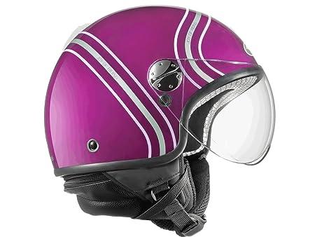AXO mS1P0013 casque jet subway m00 jet taille m (violet)