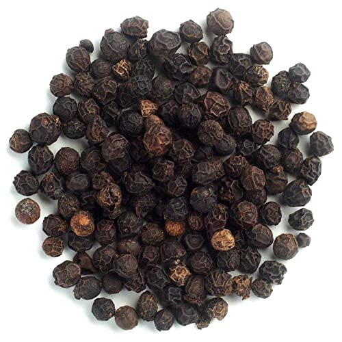 Organic Fair Trade Certified Black Peppercorns
