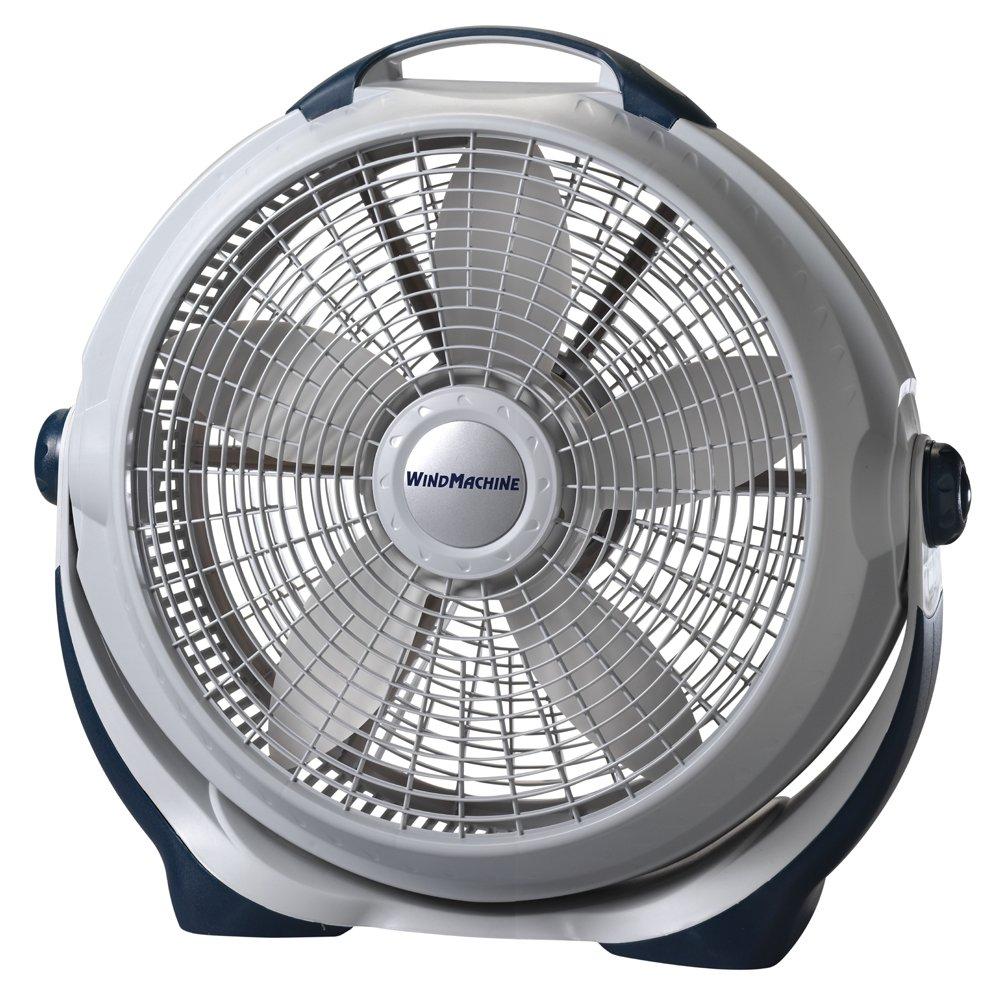 machine fan