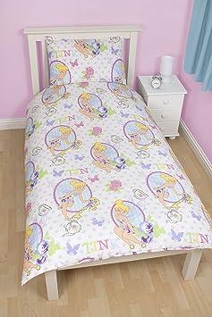 parure de lit f e clochette clochette cherish 140x200 cm cuisine maison maison m361. Black Bedroom Furniture Sets. Home Design Ideas
