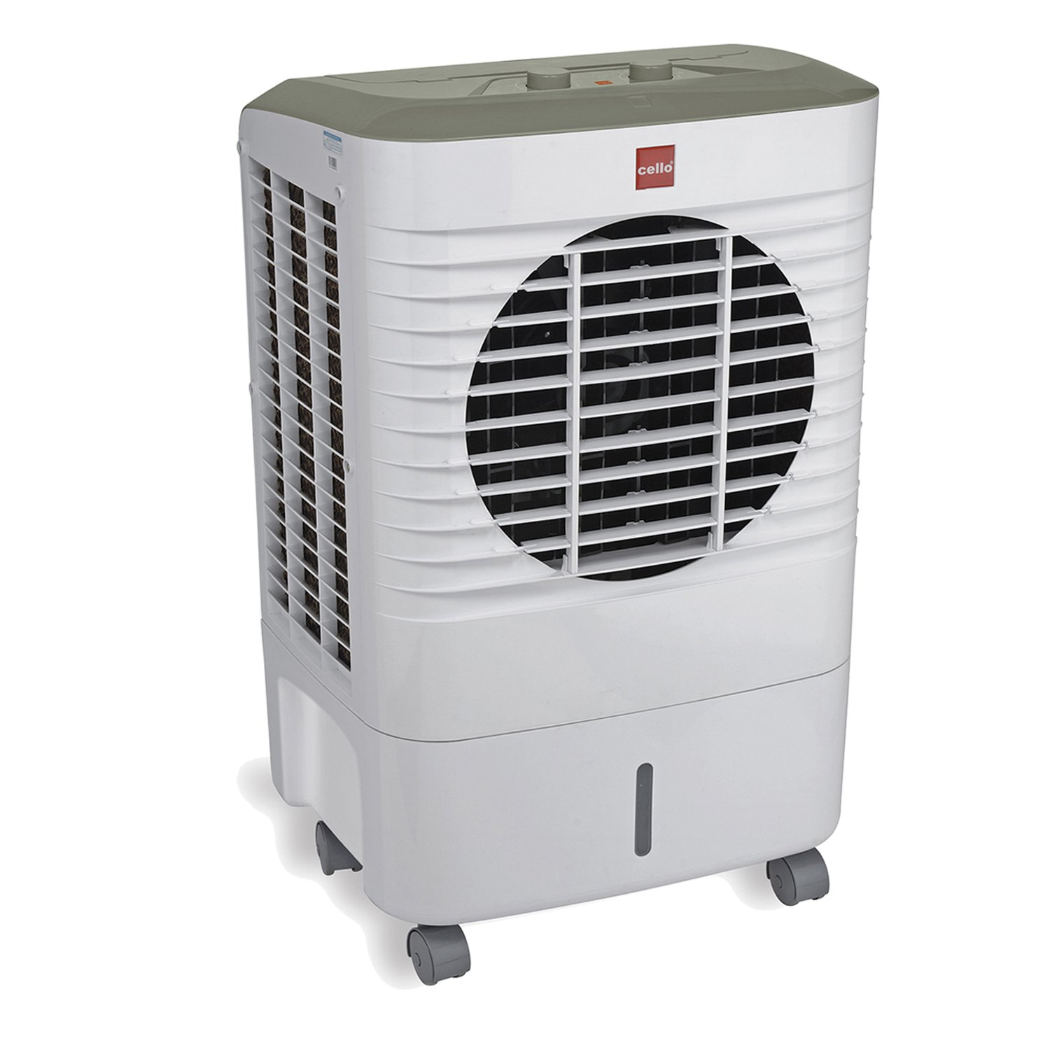 Air Cooler Fan : Cello smart litre air cooler white grey price in