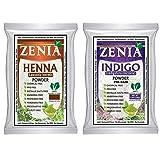 100g Zenia Indigo Henna + Henna Hair Color