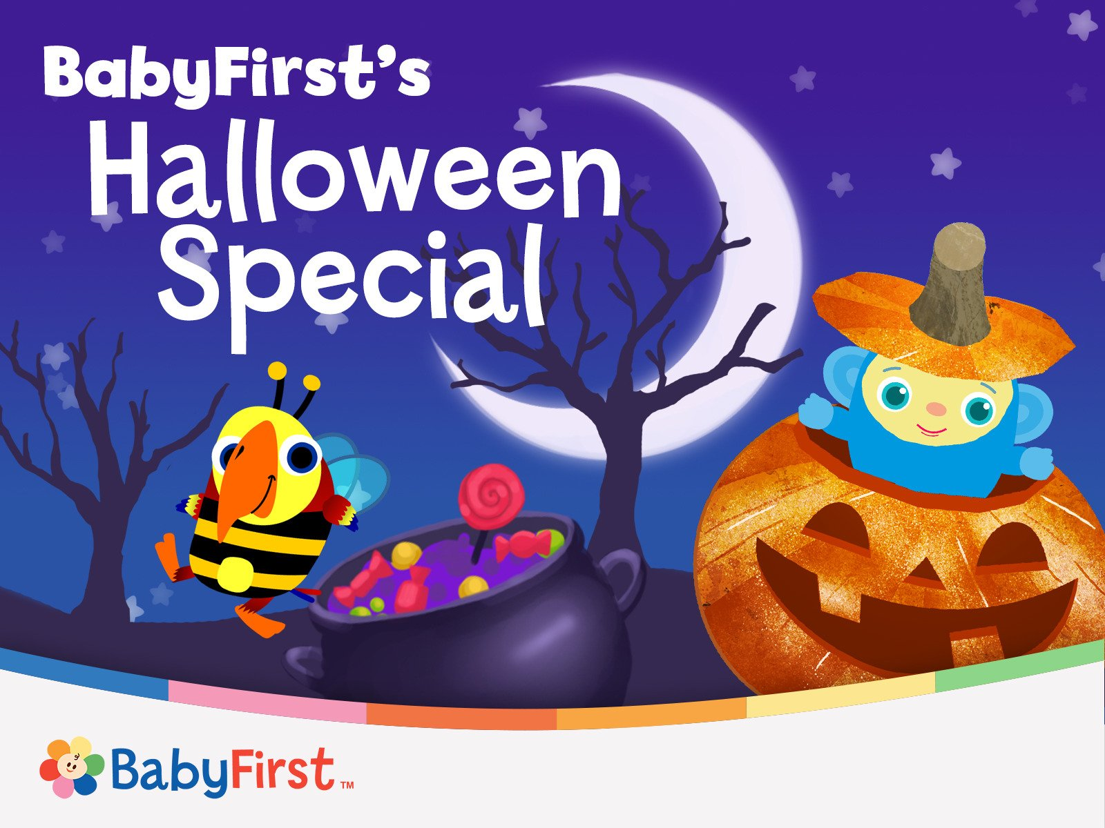 BabyFirst Halloween Special - Season 1