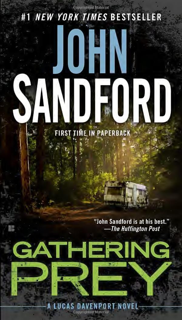 Gathering Prey ISBN-13 9780425278857