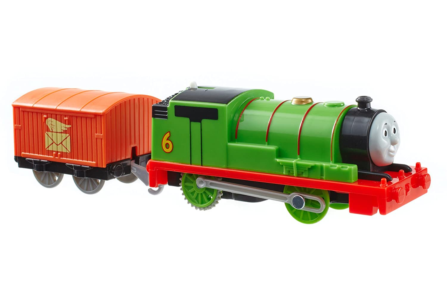 fisher price thomas the train trackmaster motorized