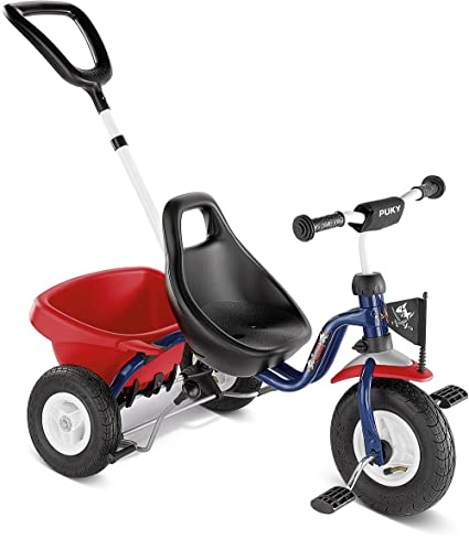 PUKY - Tricycle CAT 1L CaptŽn Sharky