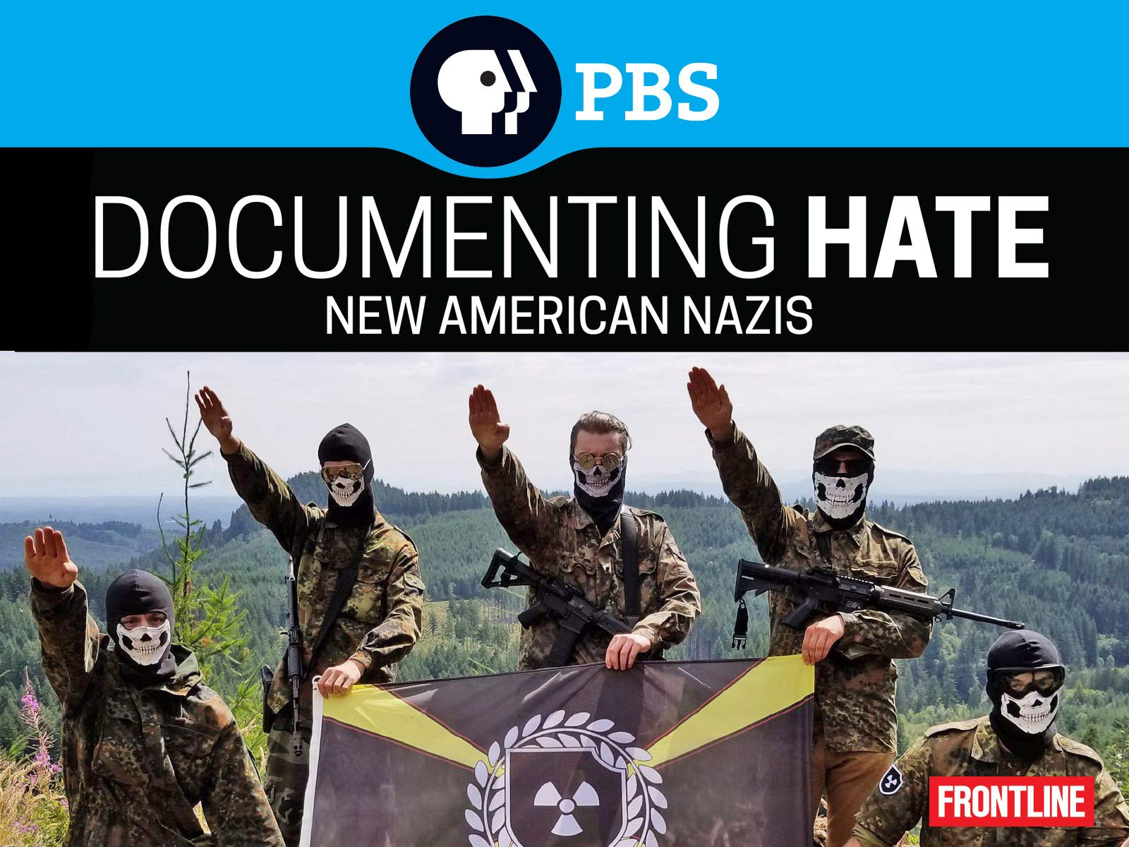 FRONTLINE: Documenting Hate: New American Nazis on Amazon Prime Instant Video UK