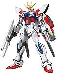 Bandai Hobby Bandai Hobby HGBF Star Build Strike Gundam Plavsky Wing Model Kit