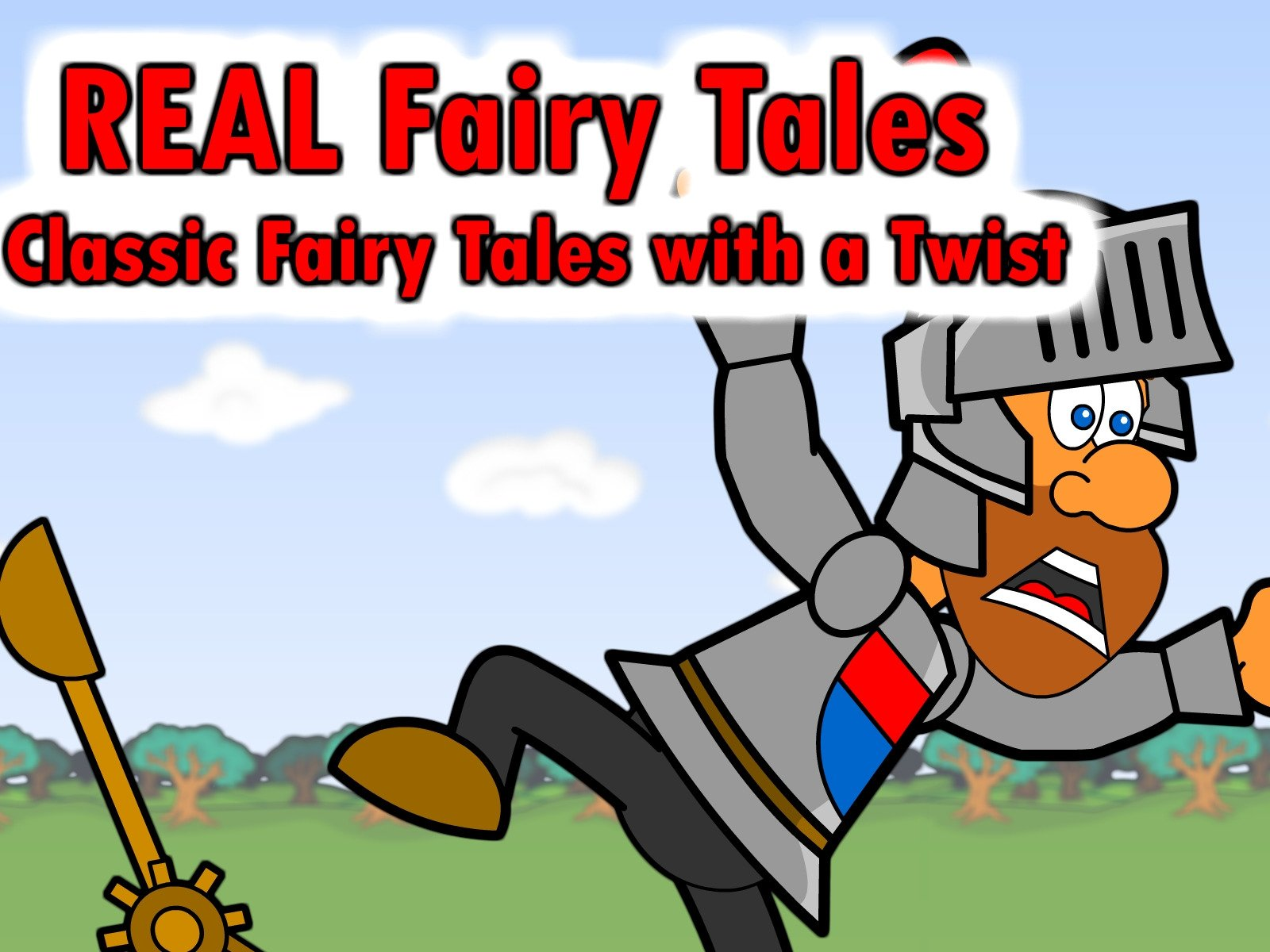 Real Fairy Tales - Season 1