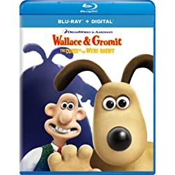 Wallace & Gromit: The Curse of the Were-Rabbit [Blu-ray]