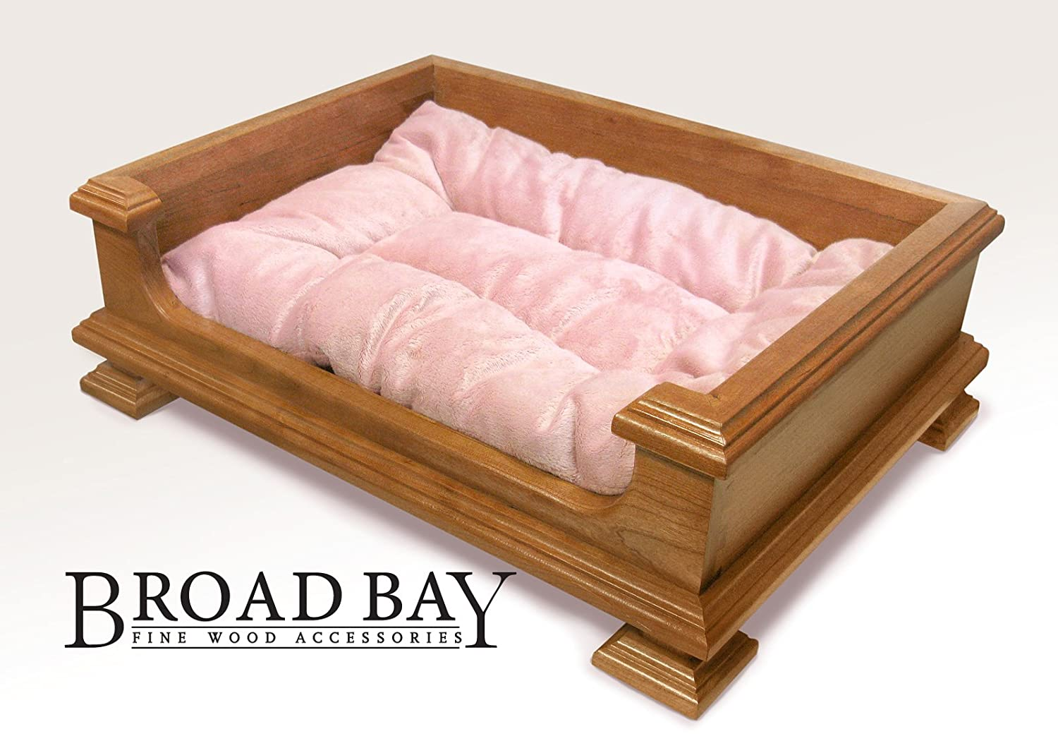 Dog beds that look like human beds for Wood dog bed furniture
