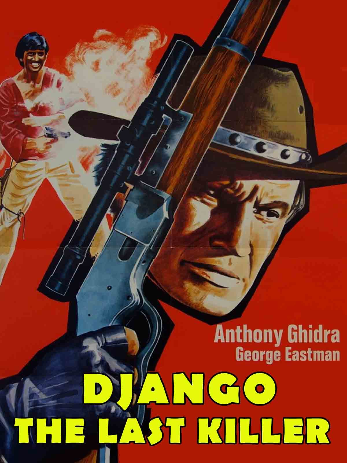 Django The Last Killer on Amazon Prime Video UK