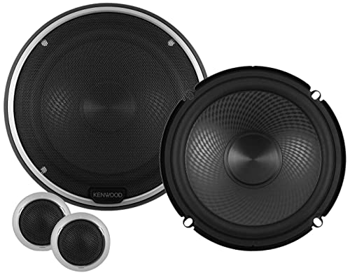 Best 6.5 Speakers - Kenwood Kfc-P709Ps Performance Series 6.5 Component Speakers