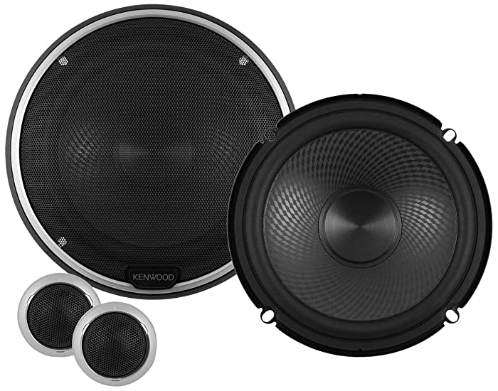 Kenwood KFC-P709Ps 6.5-inch Performance Series Component Speaker System Review