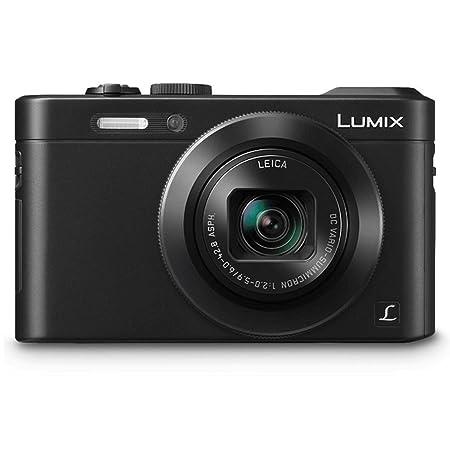 """Panasonic Lumix DMC-LF1EF-K Appareil Photo Numérique 3"""" (7,62 cm) 12,8 Mpix Zoom optique 7,1x HDMI/USB Noir"""