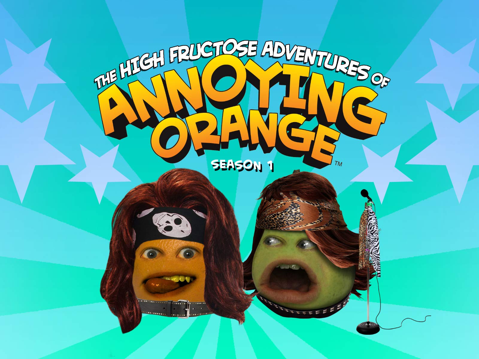 The High Fructose Adventures Of Annoying Orange on Amazon Prime Video UK