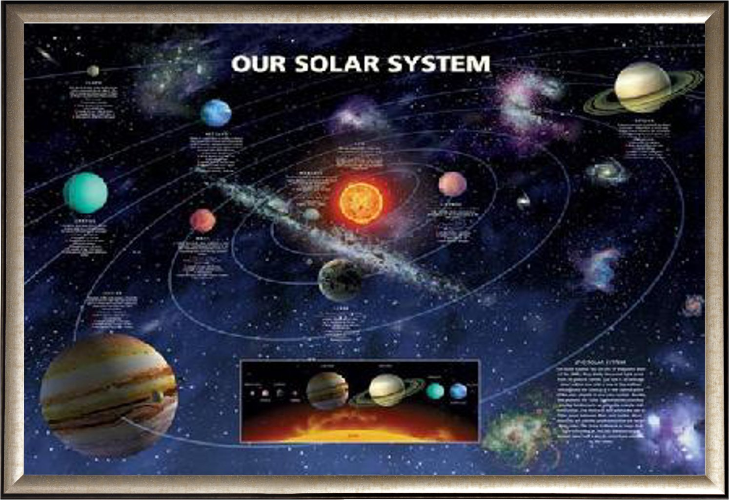 printable pictures our solar system - photo #20