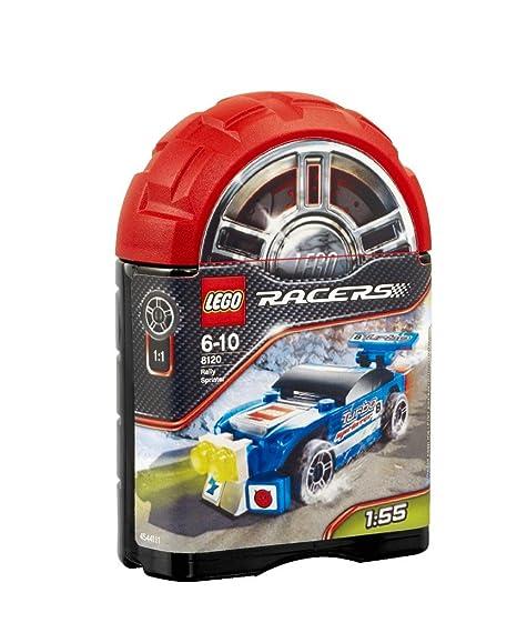 LEGO - 8120 - Jeu de construction - Racers - Rally Sprinter