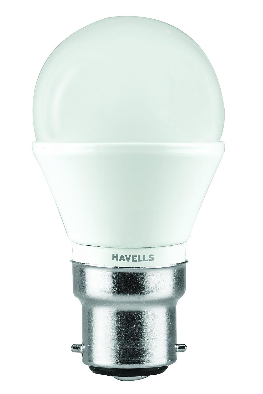 LED Lumeno 3 Watt B22 Warm White Ball Lamp
