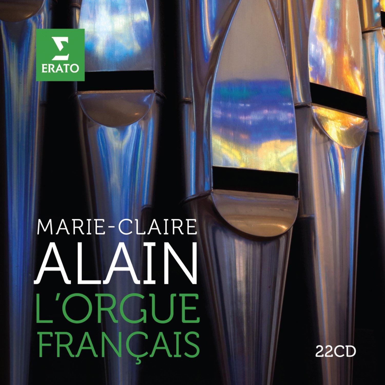Marie-Claire ALAIN (1926-2013) 71HzvRW%2BmuL._SL1500_