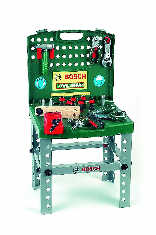 Theo Klein 8686 - transportable Bosch Werkbank