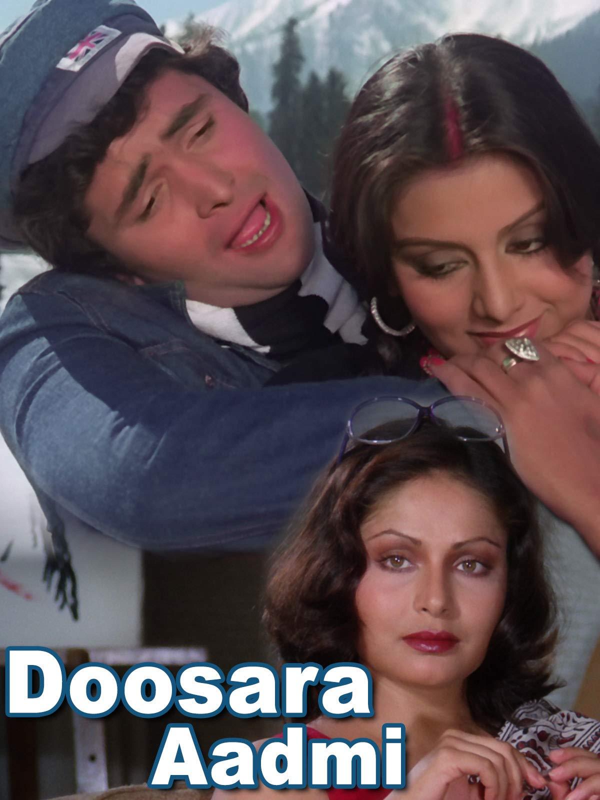 Doosara Aadmi on Amazon Prime Video UK