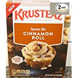 Krusteaz Supreme Mix Cinnamon Roll