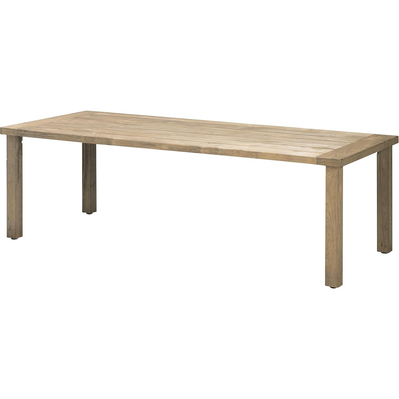 4Seasons Outdoor Casa Tisch 240 x 110 cm recycletes Teakholz kaufen