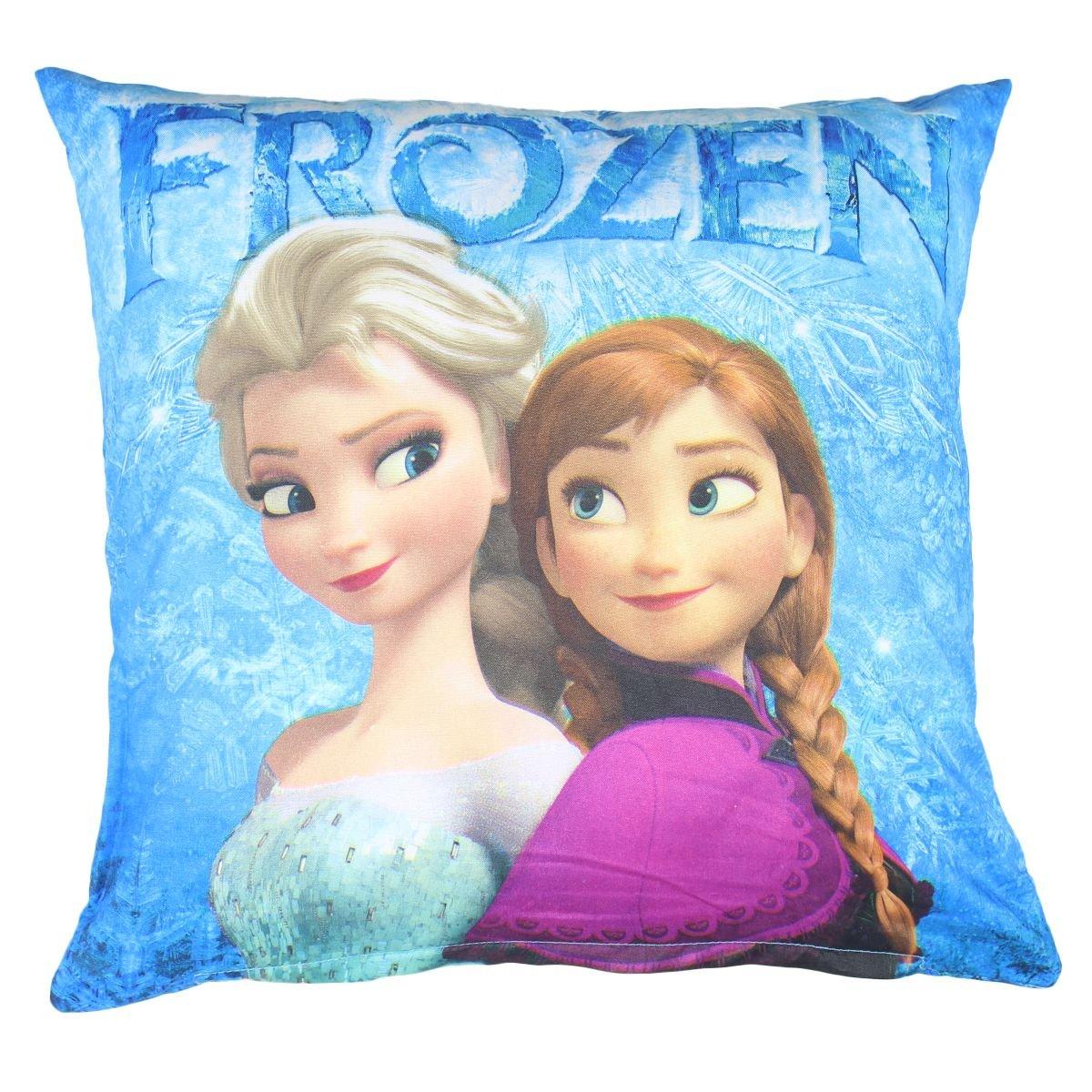 Frozen Kissen Mädchen Elsa Anna 40 x 40 cm jetzt kaufen