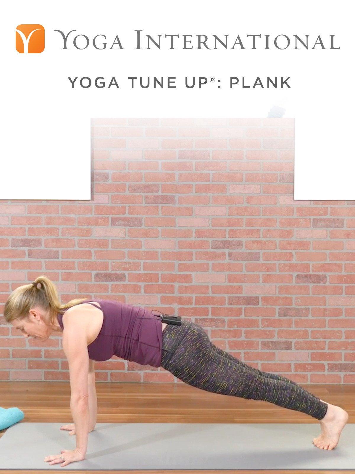 Yoga Tune Up®: Plank