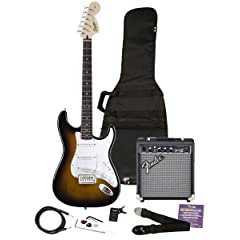 Squier SE Special Strat with Squier® SP-10 Amp