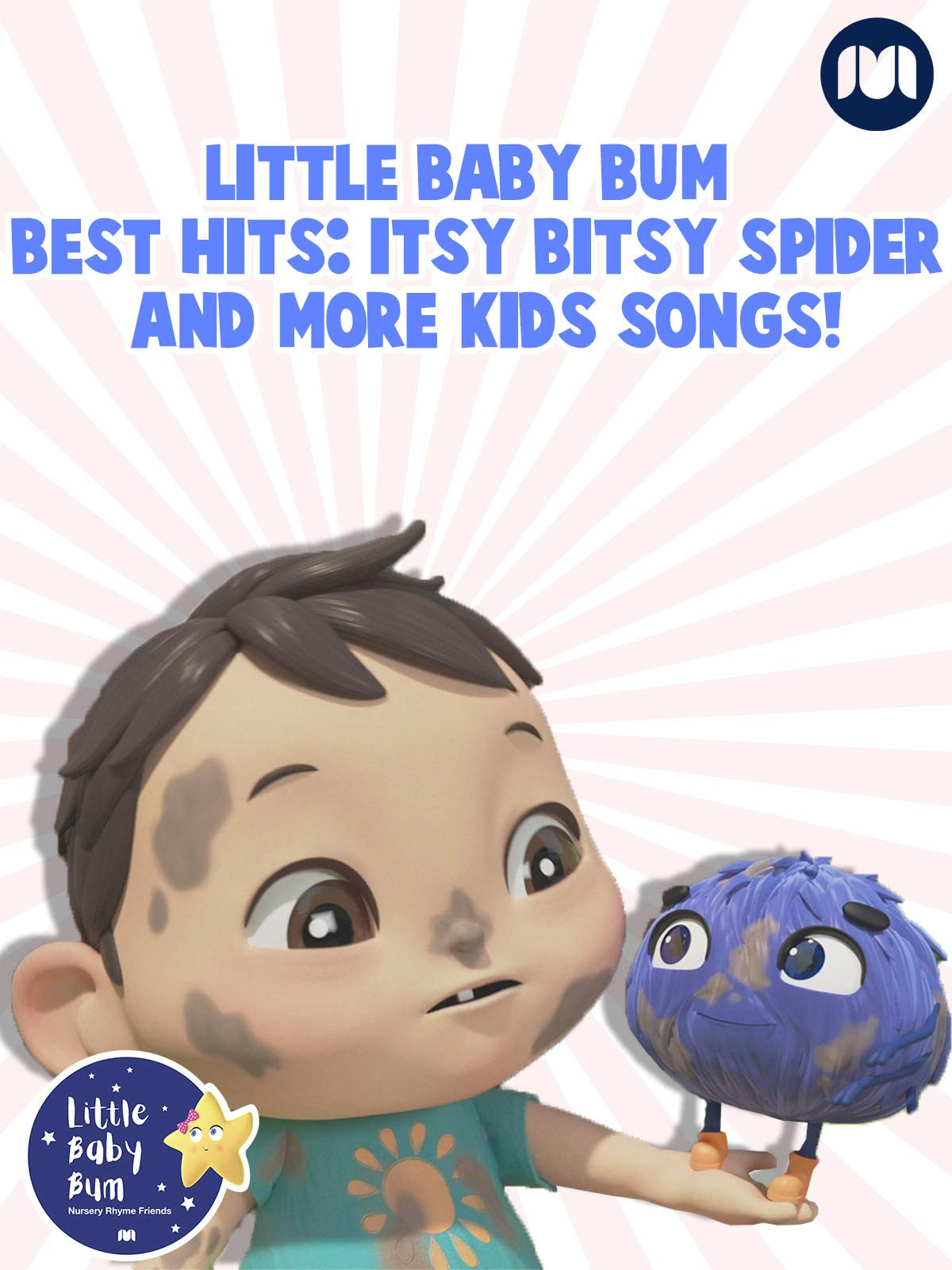 Little Baby Bum Best Hits: Itsy Bitsy Spider and More Kids Songs!