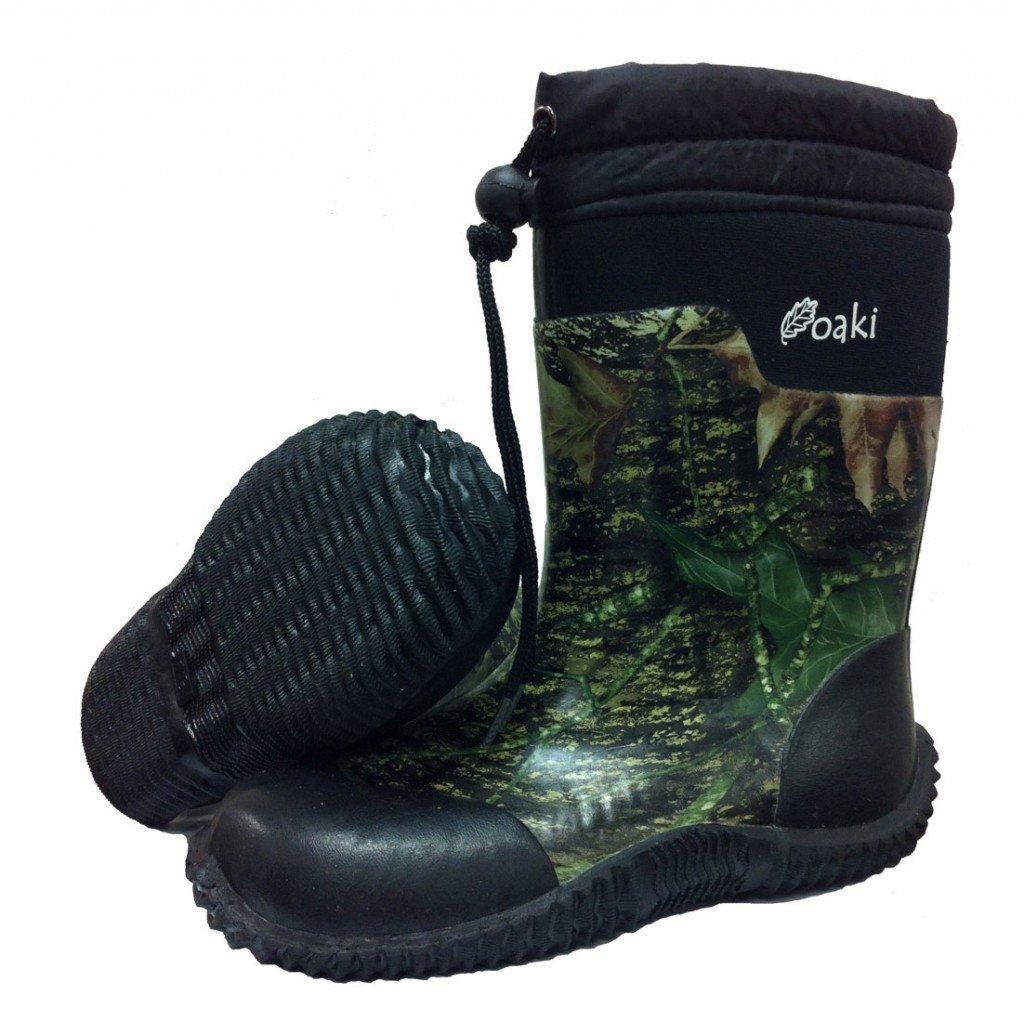 Childrens Neoprene Rain Boots