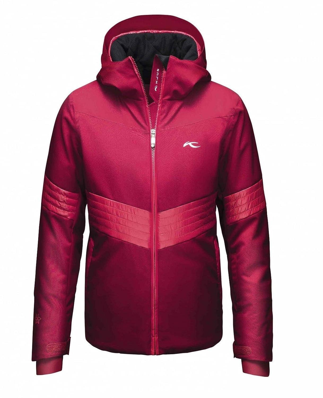 Kjus Skijacke Cape für Mädchen (lipstick pink/purpur red)-164 online kaufen
