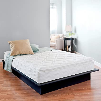 "Night Therapy 10"" Supreme Pillow Top Spring Mattress - Queen"